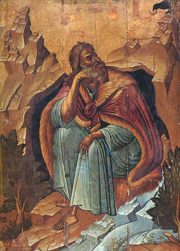 икона пророку Илие