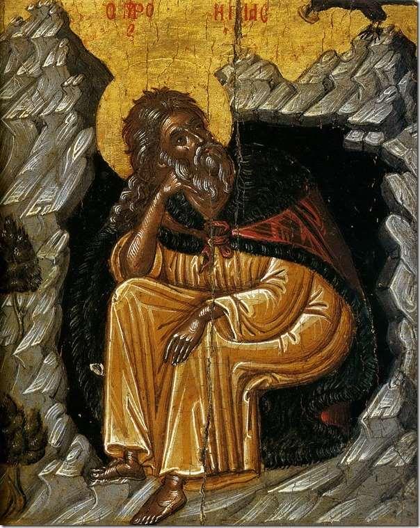 икона пророку Илье