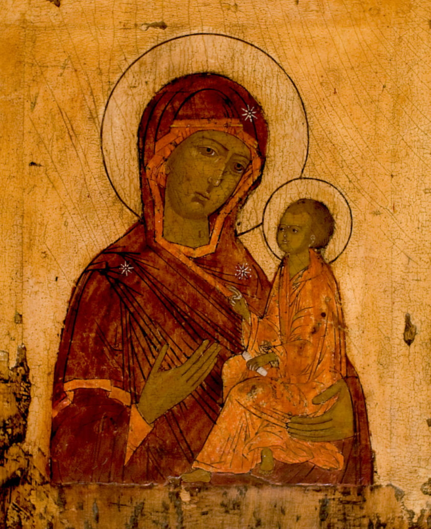 Тихвинская икона