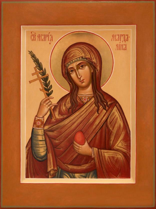 Мария Магдалина икона