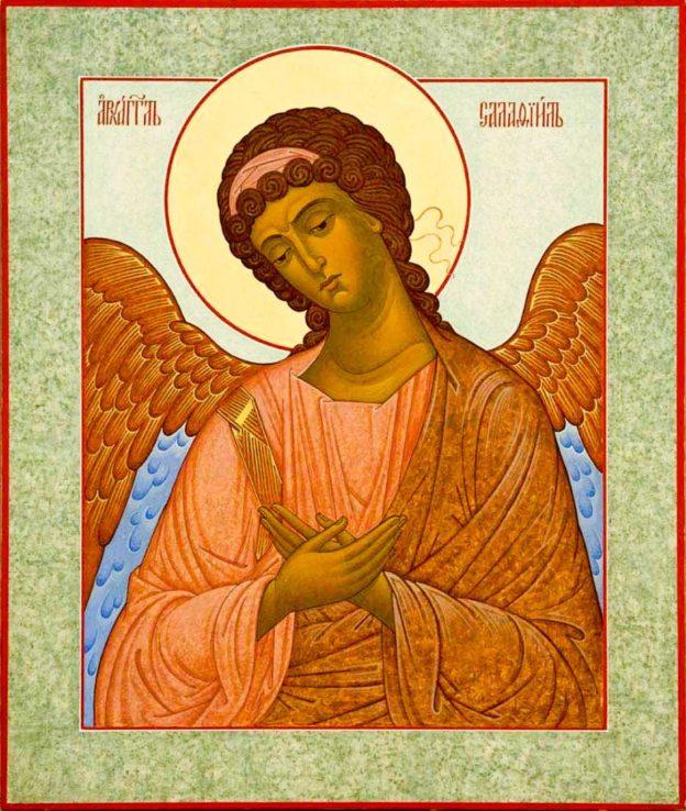 икона Архангел Селафиил