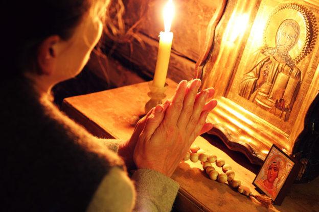 молитва от эпидемии
