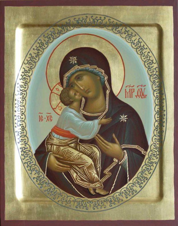 Жировицкая икона
