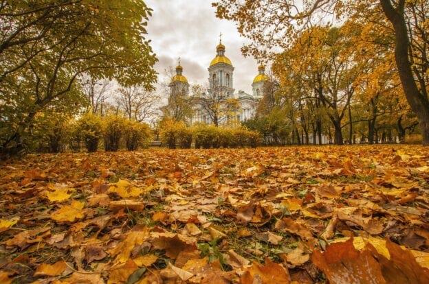православие октябрь