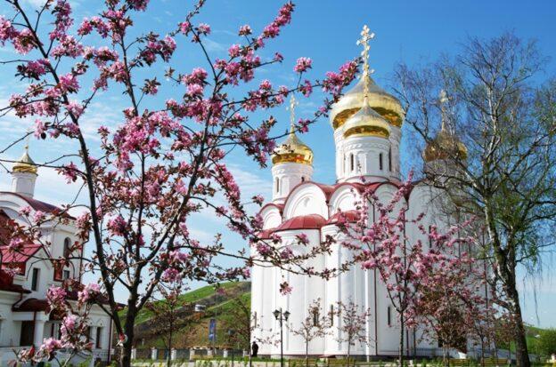 православный календарь май
